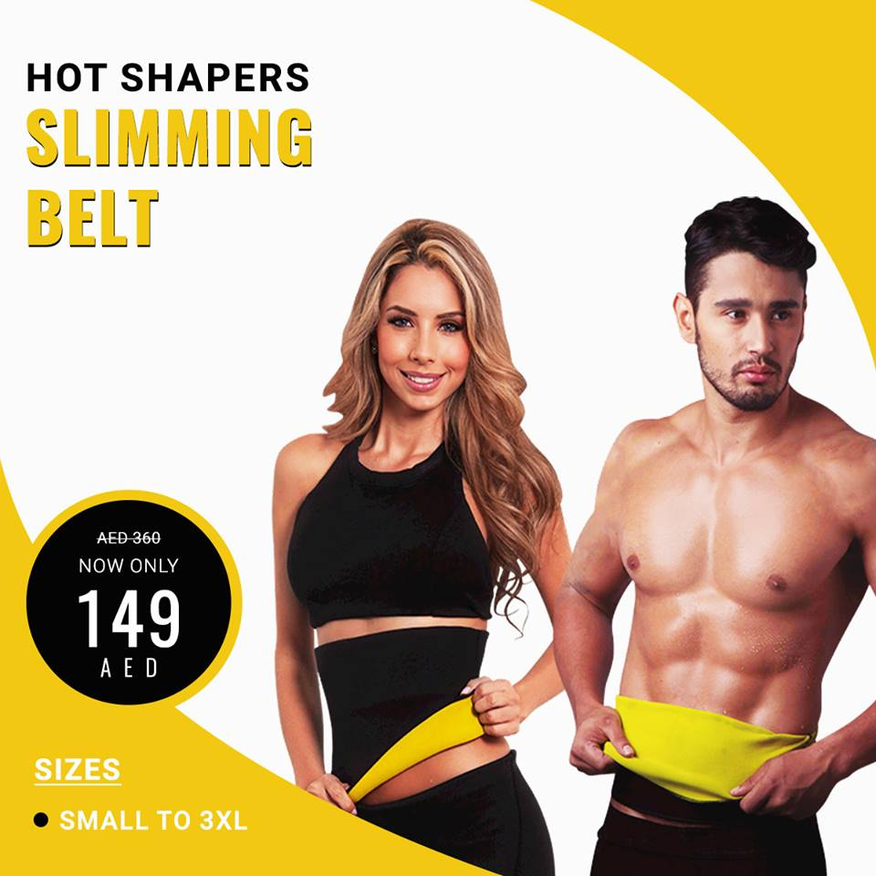 Hot Shapers Men - Women